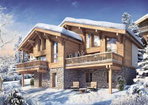 Combloux – Les Fermes du Mont-Blanc (6 Bed)