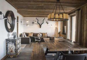 Couchevel – 4 bedroom apartment