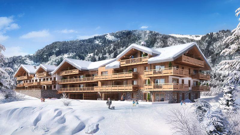 Les Terrasses de la Vanoise – 4 Bed