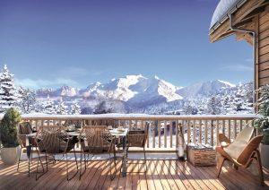 Les Fermes du Mont-Blanc – 5 Bed