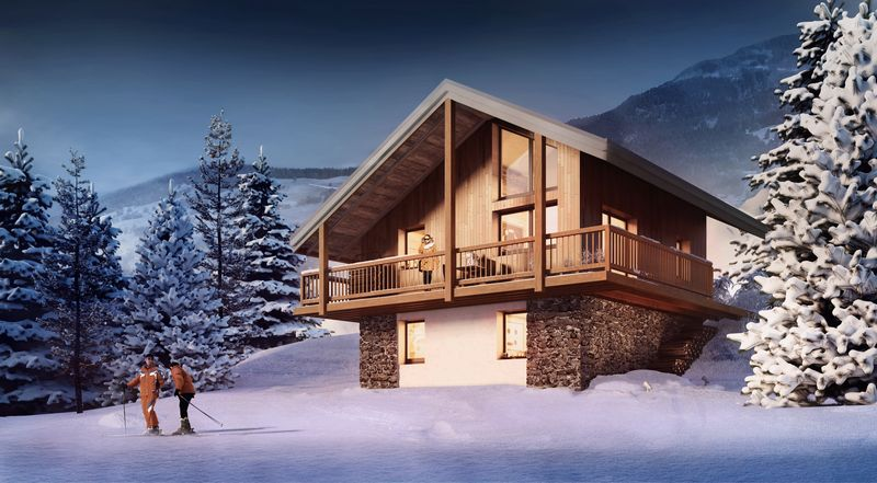 Lumi – 3 Bed Chalet